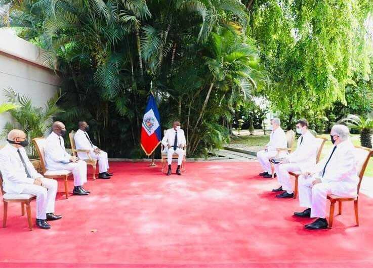 La Russie renforce ses relations diplomatiques avec Haïti