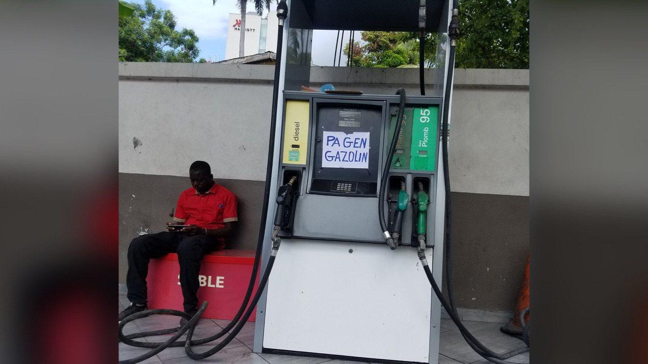 Rareté de carburant : l'ANAPROSS s'en lave les mains