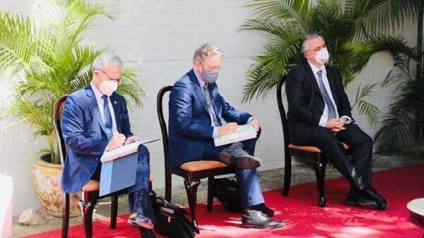 La mission de l'OEA promet un rapport de ses rencontres dansdeux semaines
