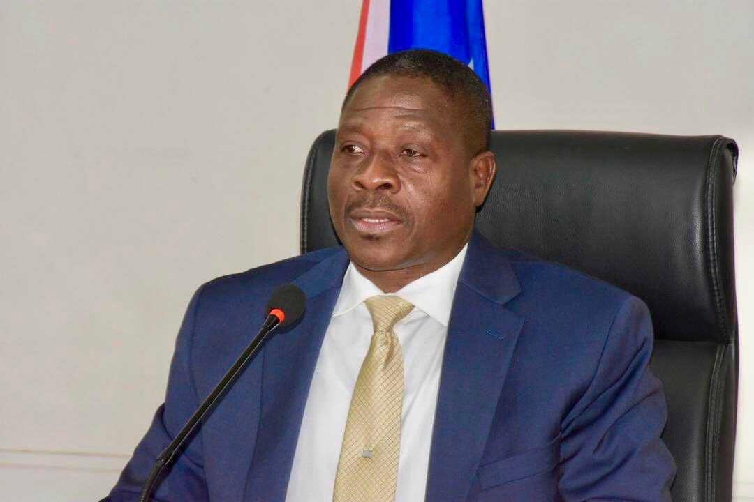 Le ministre Rockfeller Vincent a failli laisser sa peau à Jacmel