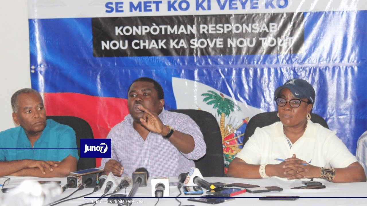 Crise: le SDP appelle à la recherche d'une solution consensuelle et transparente afin d'éviter le pire