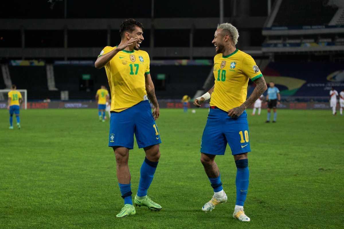 Le Brésil file en Finale