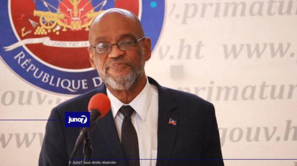 Ariel Henry présente la vision globale et les priorités de son gouvernement pour la période intérimaire