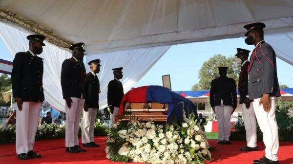 Haiti: Le pays rend un dernier hommage à Jovenel Moïse