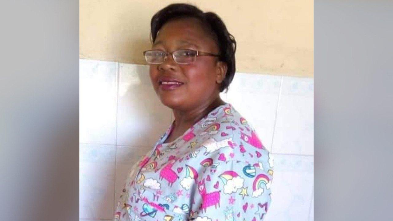 l'Hôpital Communautaire de Référence d'Arcachon 32 dénonce l'assassinat de l'infirmière FILS-AIME
