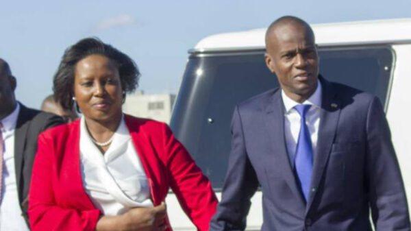 Martine Moïse envisage de se porter candidate à la présidence D'Haïti