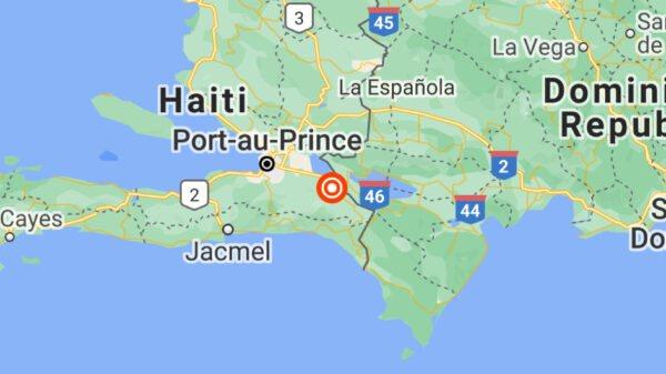 Un séisme de magnitude 4.2 a été enregistré à Port-au-Prince