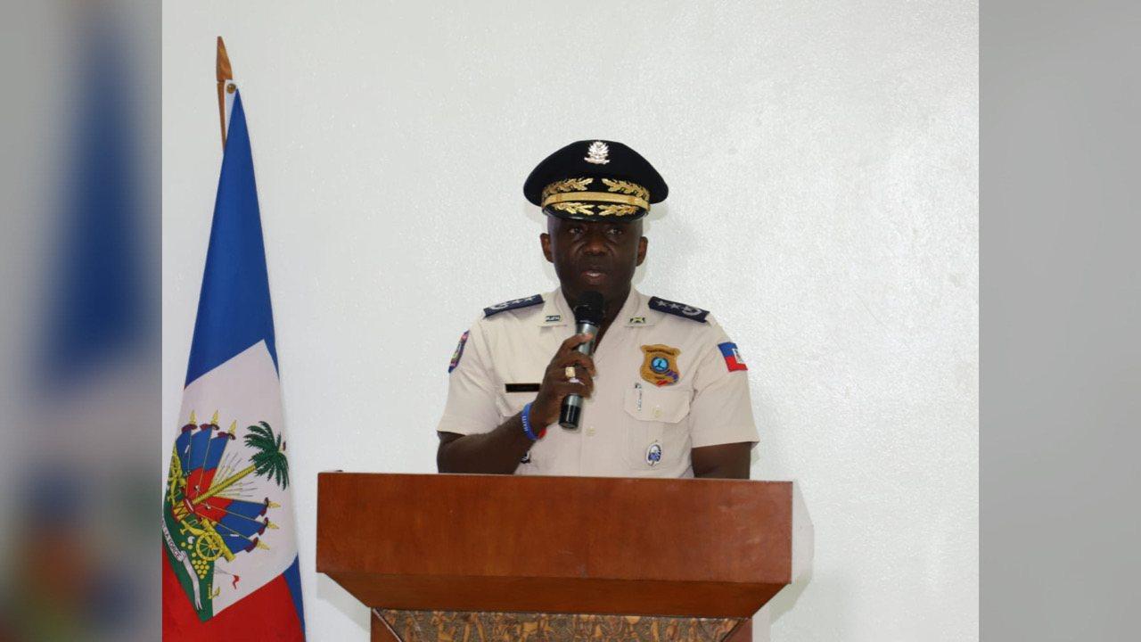 Haiti - Assassinat de Jovenel Moïse: Léon Charles présente les avancées de l'enquête