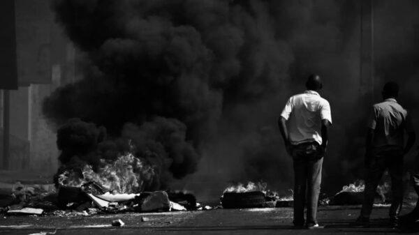 6 juillet 2018: violentes émeutes en Haïti