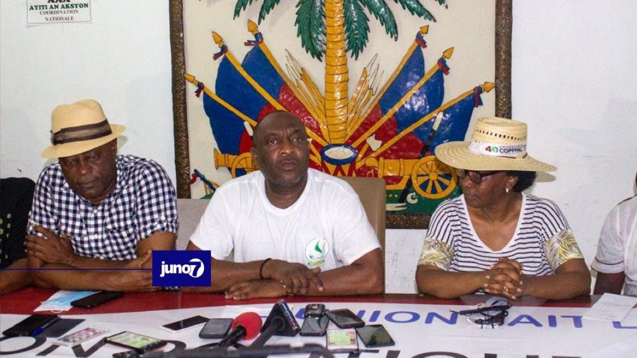 L'opposition retire son soutien au premier ministre nommé, Ariel Henry