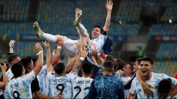 L'Argentine remporte la Copa América, le premier titre majeur de Messi en sélection
