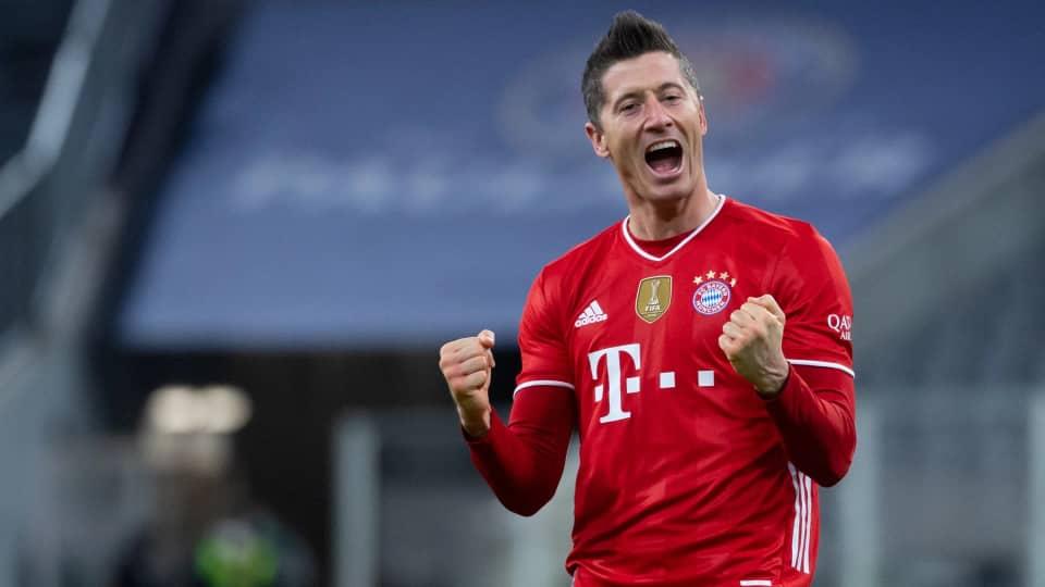 Allemagne: Lewandowski élu meilleur joueur pour la deuxième année consécutive