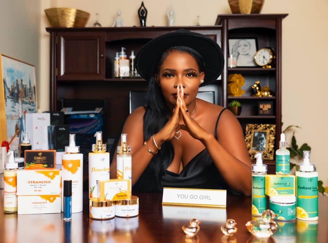 Lourdes Joseph, une jeune femme entrepreneure à la recherche du succès