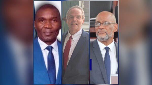 Rencontre au sommet entre Joseph Lambert, Ariel Henry et Daniel Foote autour de la crise