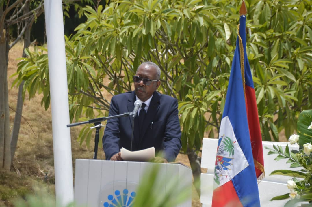 Le gouvernement rend hommage au président Jovenel Moïse
