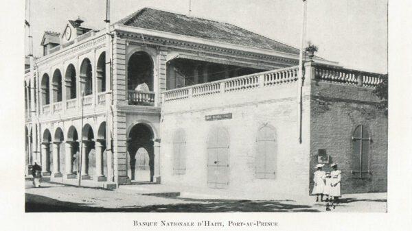 30 juillet 1880 : Signature à Paris d'un contrat créant la Banque Nationale d'Haïti