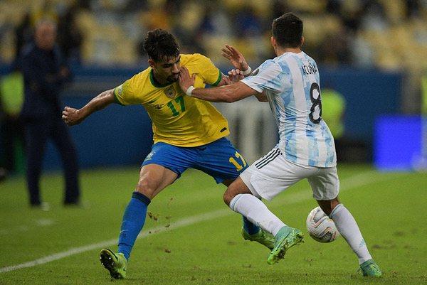 """Kopa Amerika: Brezilyen yo kritike Ajanten yo ki """"sabote"""" final la"""