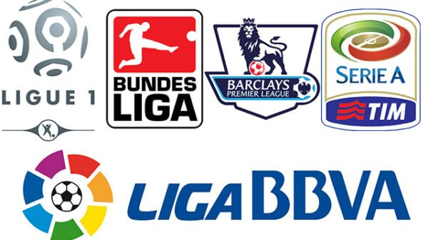 Voici les dates du début des cinq grands championnats européens