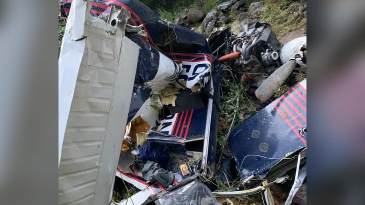 Fuyant l'insécurité de Martissant, six passagers sont morts dans un crash à Léogâne