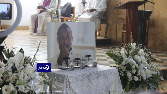 Une messe de requiem pour saluer la mémoire de Diégo Charles