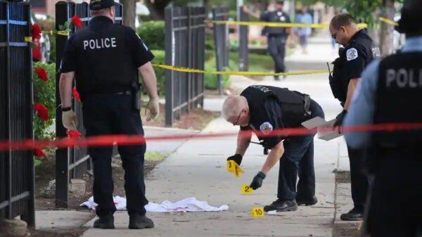 USA: les fusillades du week-end du 4 juillet font plus 230 morts