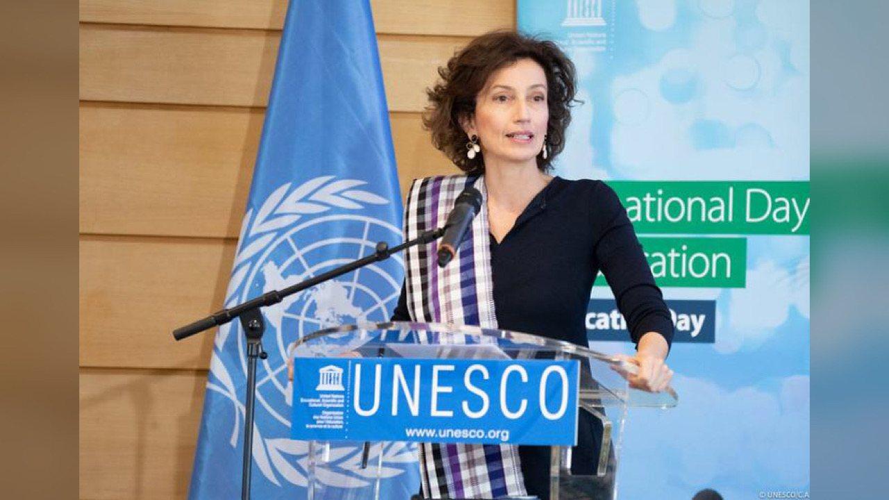 La Directrice Générale de l'UNESCO condamne le meurtre de Diégo Charles et des autres personnes