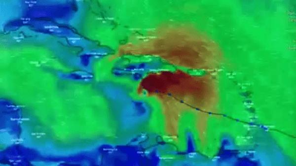 Ouragan Elsa retwograde, li tounen yon tanpèt twopikal