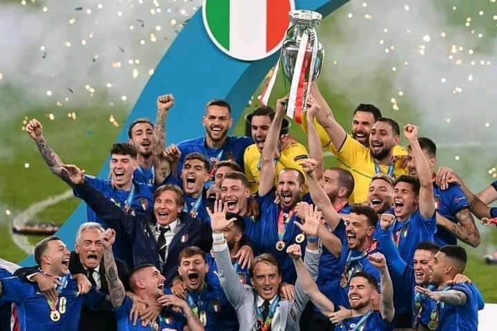 Coupe d'Europe 2020: L'Italie sacrée championne!