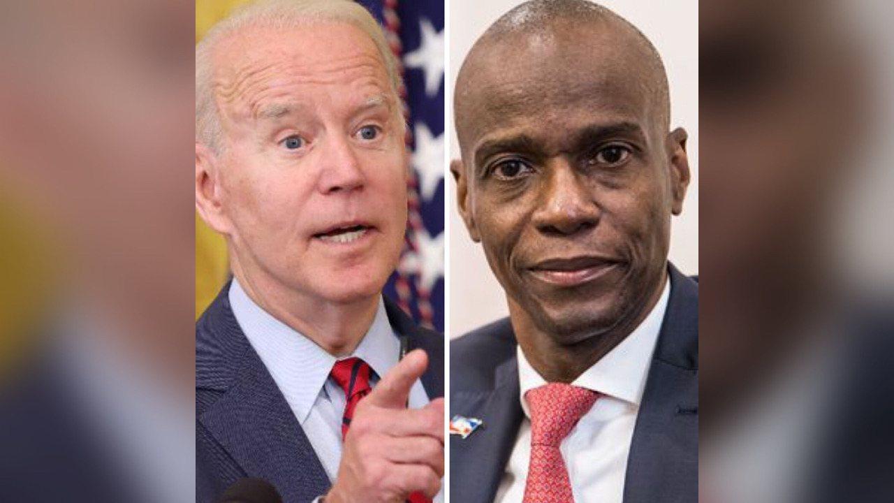"""""""L'administration Biden doit continuer à faire pression sur le président Moïse pour qu'il écoute le peuple haïtien"""""""