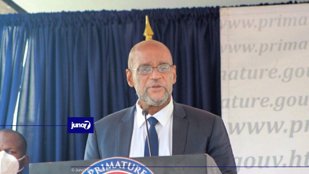 Le nouveau Premier ministre, Dr Ariel Henry prend les rênes du pouvoir exécutif