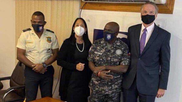 Les États-Unis renouvellent leur intention d'aider la PNH dans la lutte anti-gang