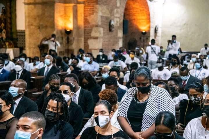 République Dominicaine: La communauté haïtienne rend hommage à Jovenel Moïse