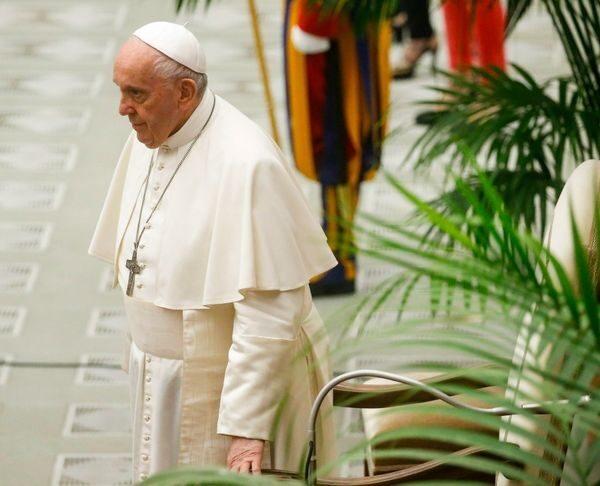 Le pape François opéré d'une inflammation du côlon