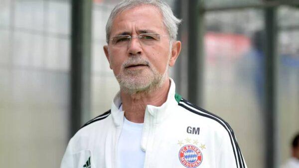Football: La légende Gerd Müller est mort