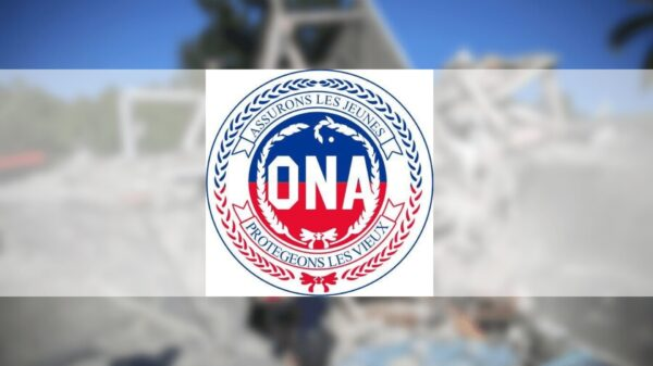 Séisme du 14 août: L'ONA allège des charges patronales des entreprises affectées du Grand Sud