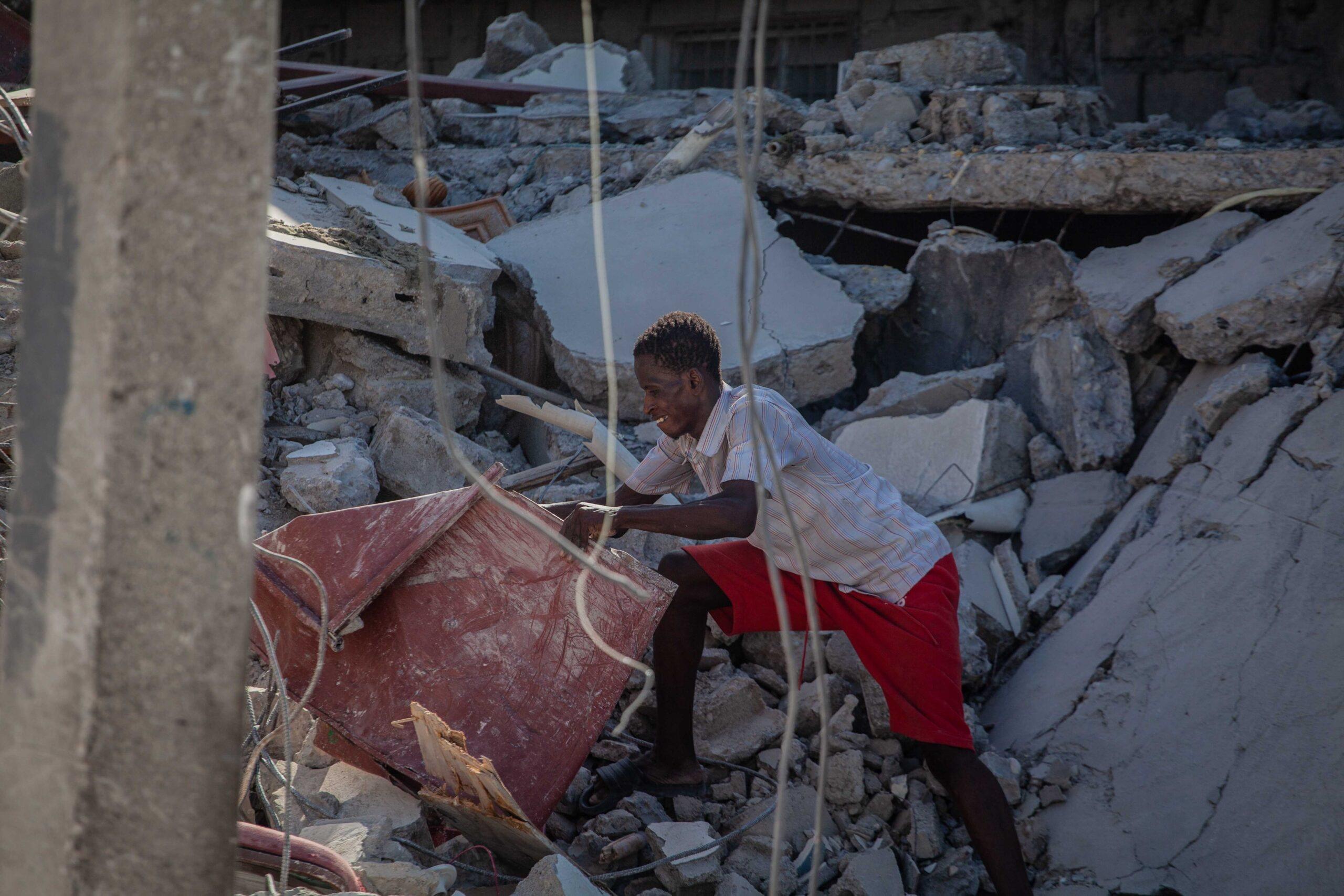 Séisme du 14 août: l'ONU, l'UE et Taiwan promettent plus de 11 millions de dollars US à Haïti
