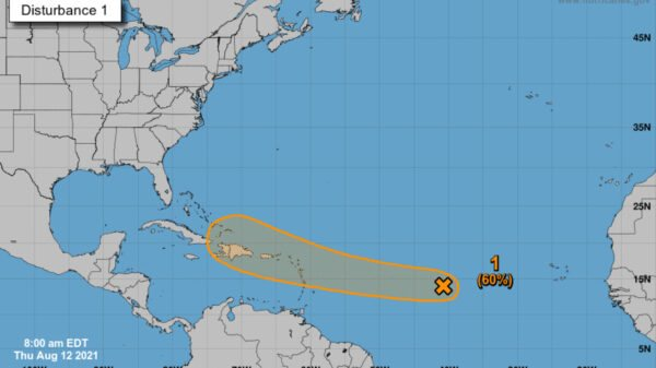 Haïti-Météo: la tempête Fred s'affaiblit et devient une dépression tropicale