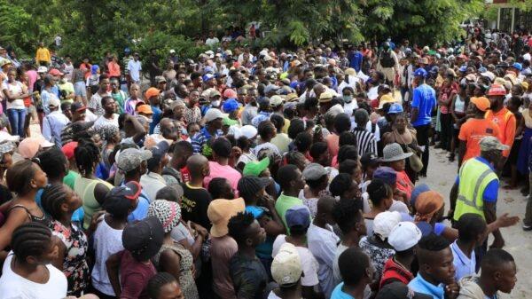 Séisme du 14 août: plus de 4 millions de sinistrés dépendent de l'aide humanitaire