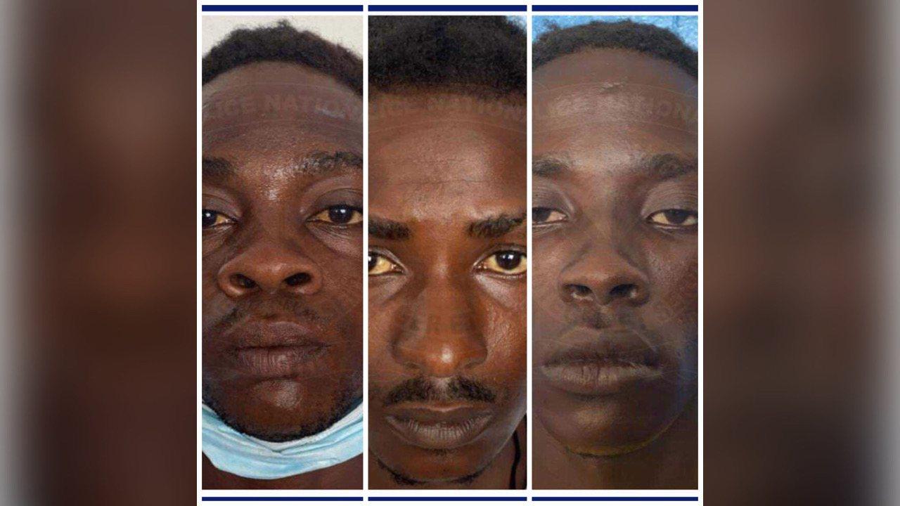 Trois présumés bandits arrêtés dans le Nord du pays