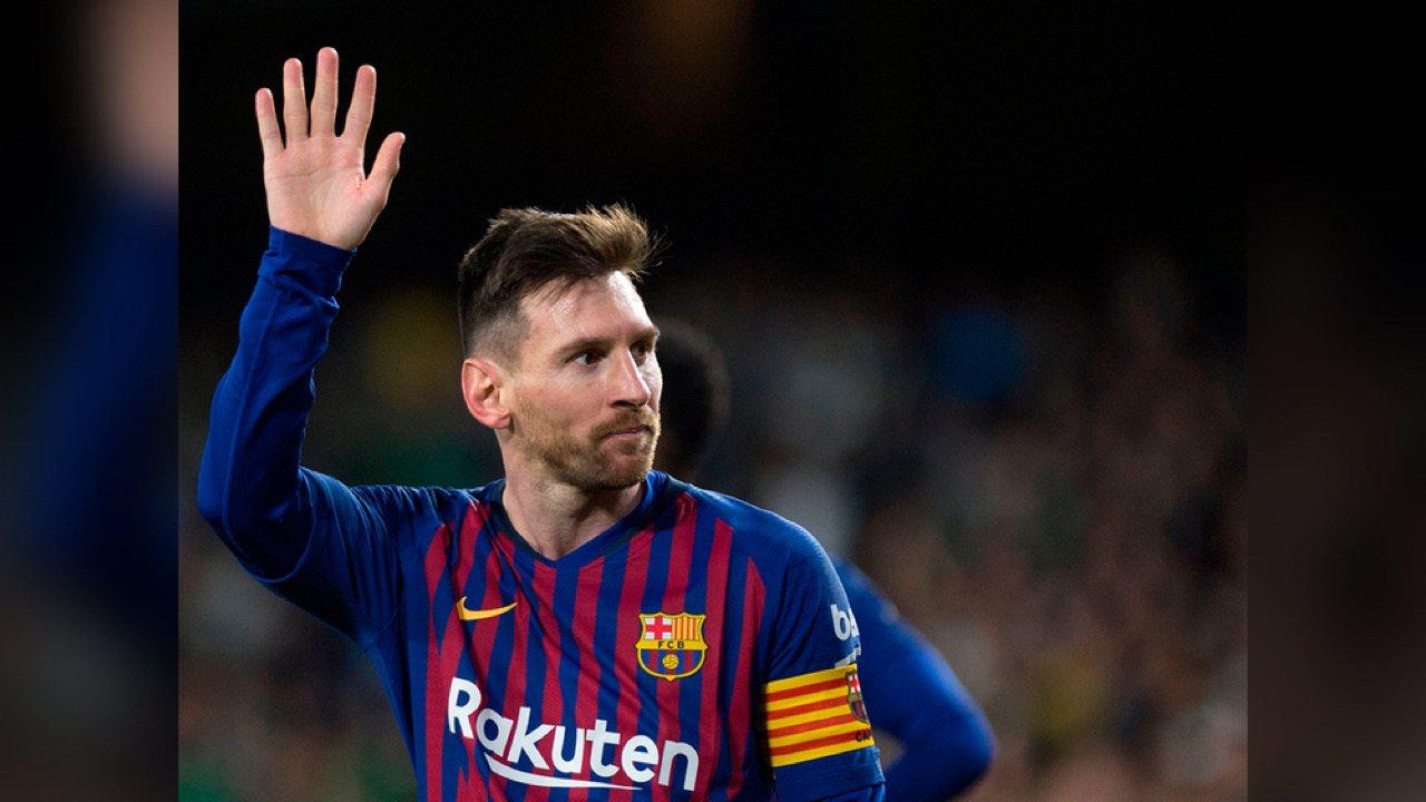 Après 20 ans Lionel Messi quitte le FC Barcelone