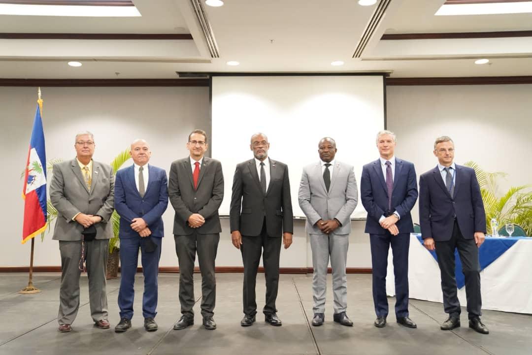 Séisme: le gouvernement lance les ateliers techniques du PDNA