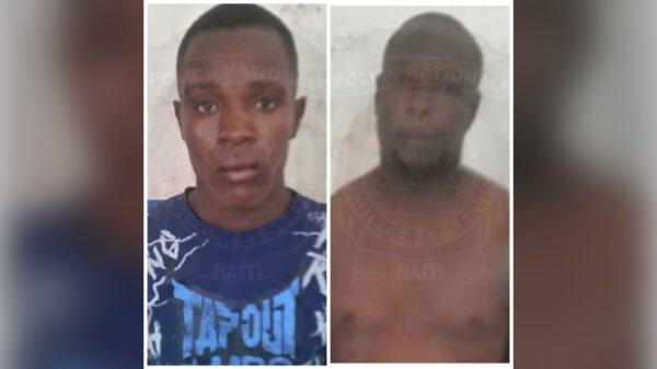 Croix-des-Bouquets: la PNH a arrêté le chef de gang Ricot, 2 autres bandits et saisi 5 armes à feu