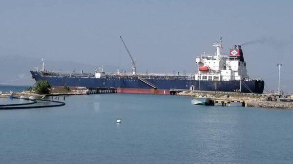 Une nouvelle cargaison de 200 000 barils de gazoline est arrivée au pays ce mardi