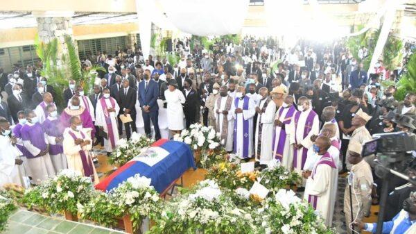 Dernier hommage à l'ancien sénateur Jean Gabriel Fortuné