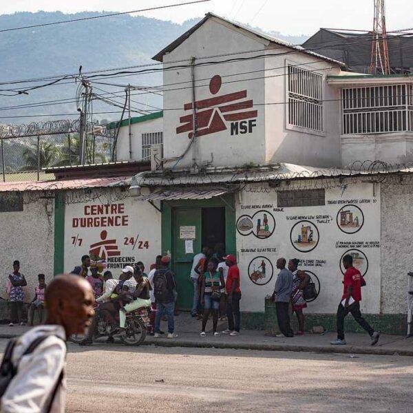 Violence armée: l'Organisation Médicale Médecins Sans Frontières ferme ses portes à Martissant