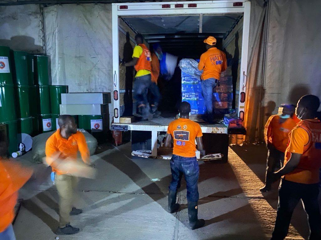 Séisme du 14 août: le CARDH exige la transparence dans la gestion de l'aide