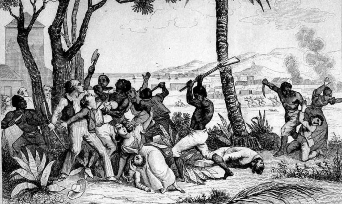 23 août 1791: révolte des esclaves de Saint-Domingue