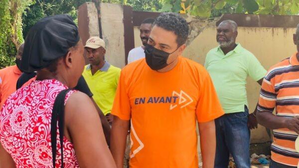 Des Cayes à l'Asile, EN AVANT continue ses actions dans le grand Sud