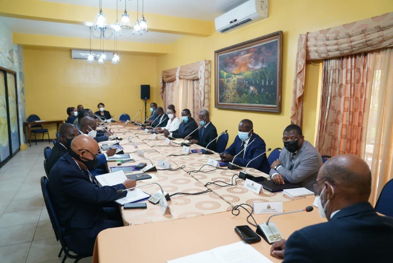 Peste porcine: le gouvernement haïtien crée une commission interministérielle