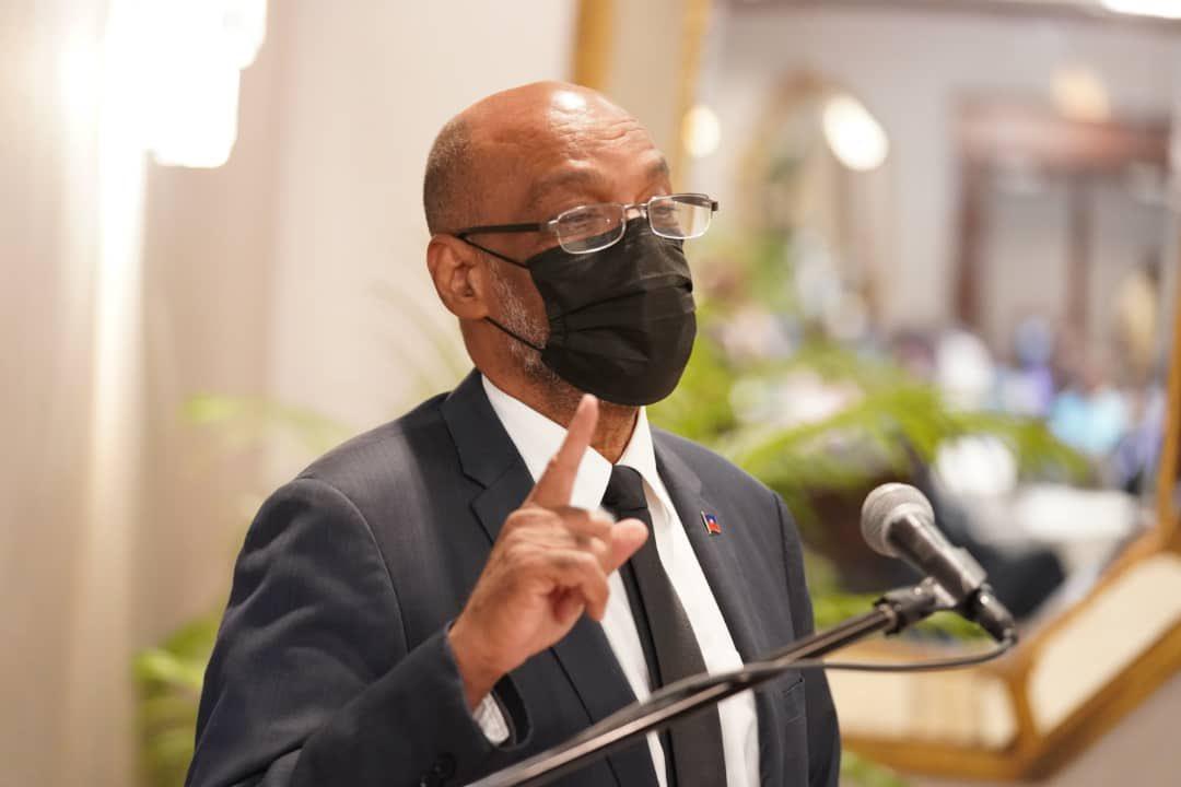 Ariel Henry lance un appel à l'unité «pour reconstruire la vie» dans les zones touchées